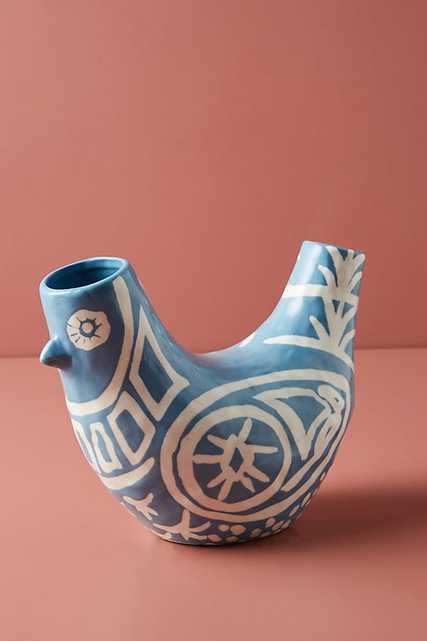 Byrdie Vase - Anthropologie