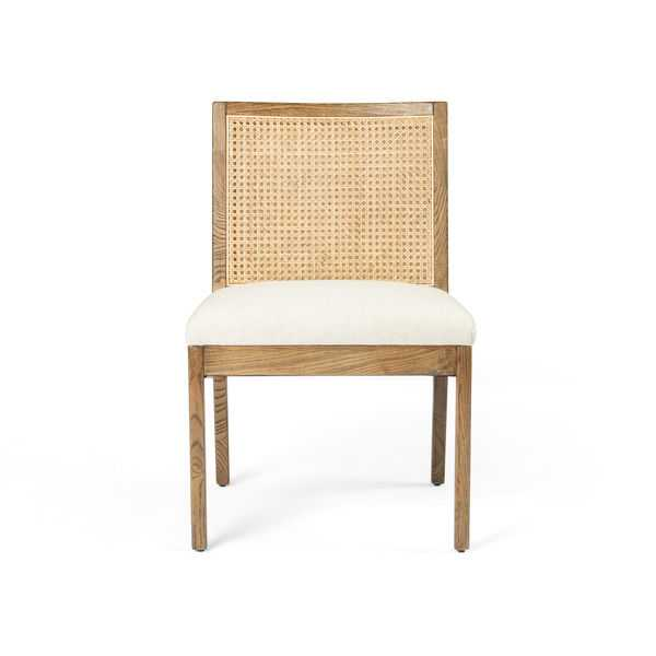 LANDON SIDE CHAIR - NATURAL (Toasted Nettlewood) - McGee & Co.