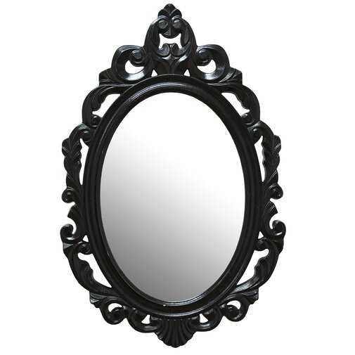 Alissa Traditional Wall Mirror - Wayfair