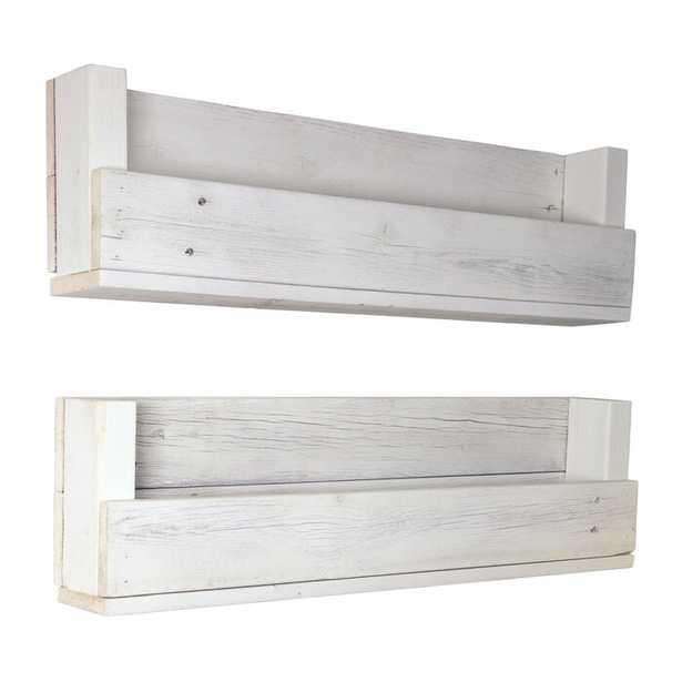 "Broward 28"" Bookshelf (Set of 2) - Wayfair"