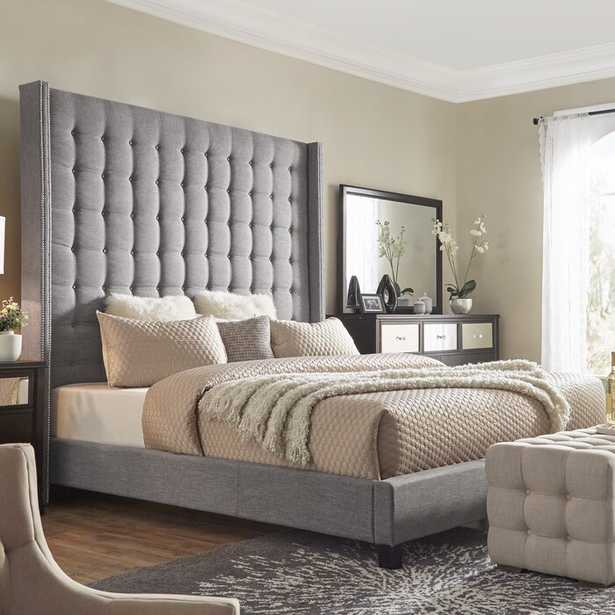 Chilhowee Upholstered Platform Bed - Wayfair