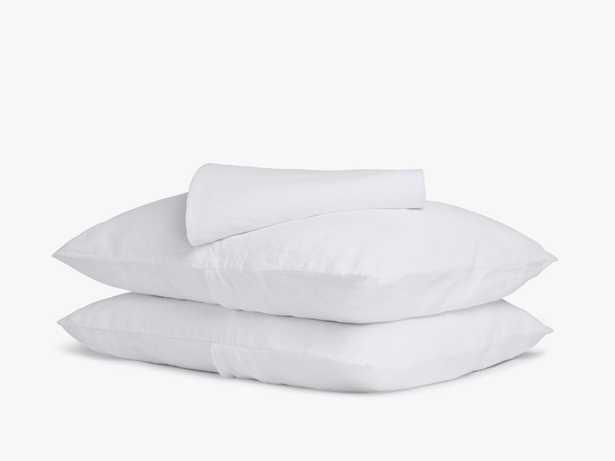 Linen Sheet Set, King, White - Parachute