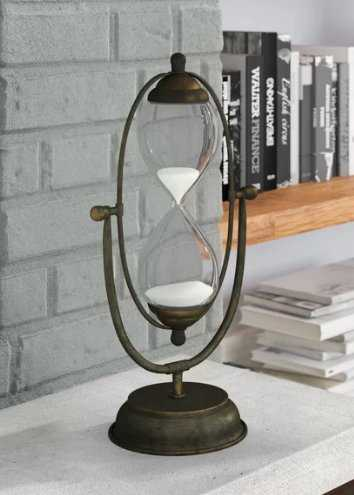 Havana Timeless Hourglass Decor - Birch Lane