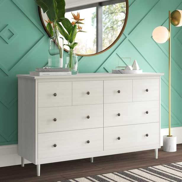 Lafever 6 Drawer 57'' W Double Dresser - Wayfair