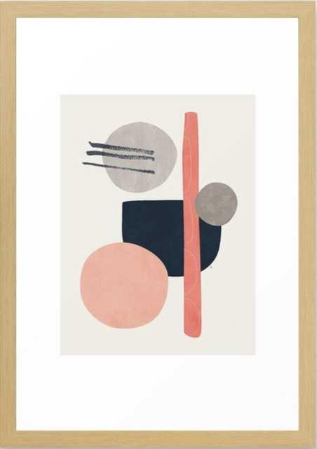 "Nari Framed Art Print, 15"" X 21"" - Society6"