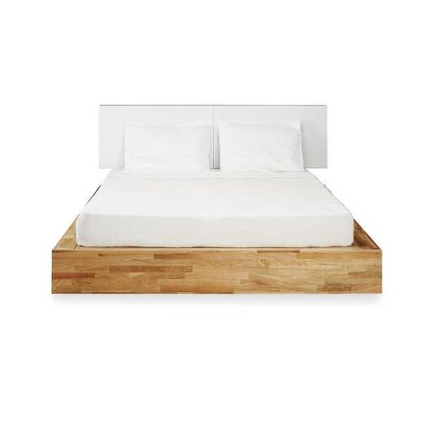 LAX SERIES STORAGE PLATFORM BED - Queen - Perigold