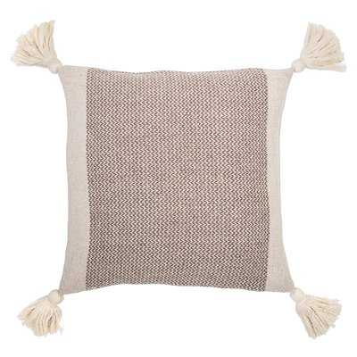 Richeson Square Pillow Cover and Insert - Birch Lane