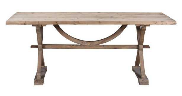 One Allium Way Pomerleau Dining Table - Wayfair