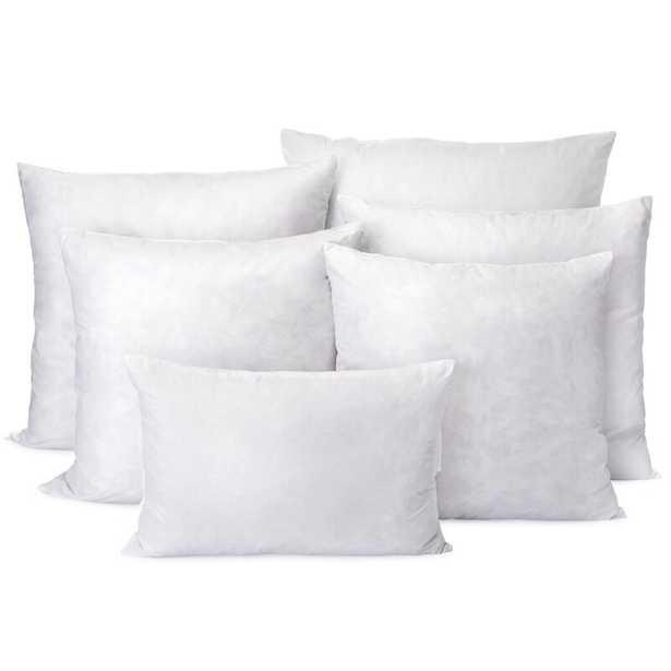 """Down Pillow Insert - 12""""x18"""" - Wayfair"""
