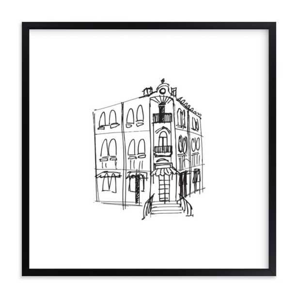 Paris Street Shop 3 - Minted