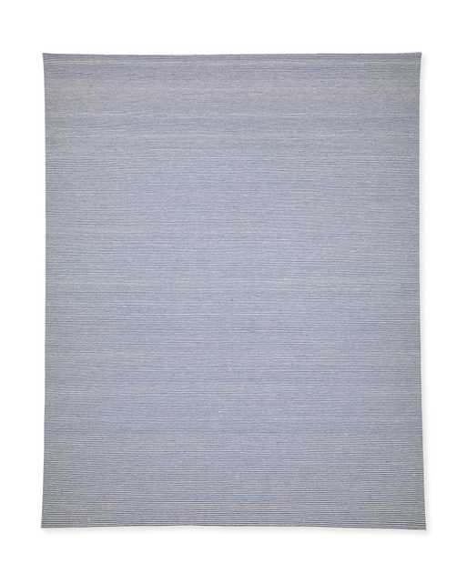 Nantucket Rug - Blue - 9' x 12' - Serena and Lily