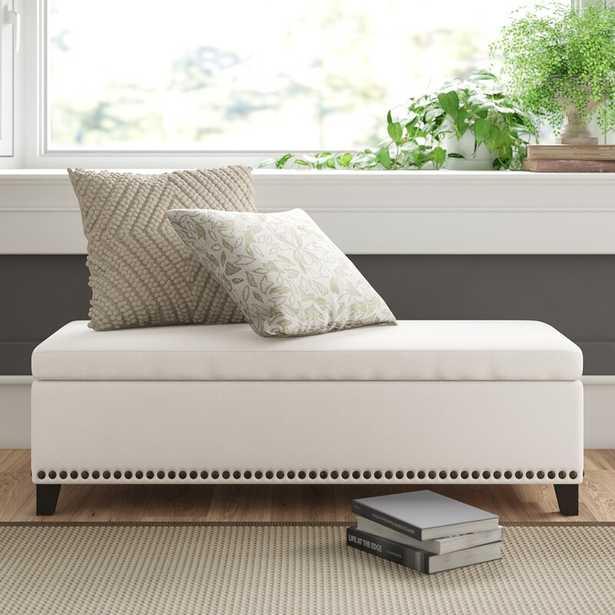 Brookland Upholstered Storage Bench - Birch Lane