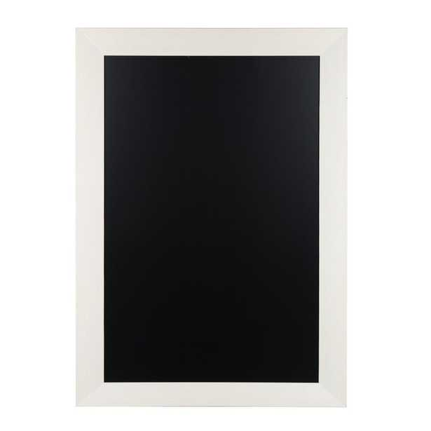 Contemporary Framed Magnetic Wall Mounted Chalkboar - Wayfair