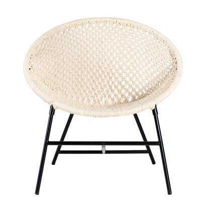 Elswick Papasan Chair - Wayfair