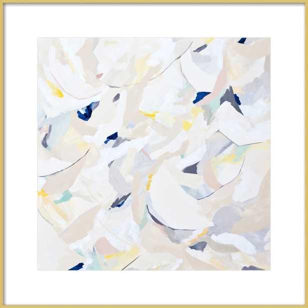 White Walls by Britt Bass 24x24 - Artfully Walls