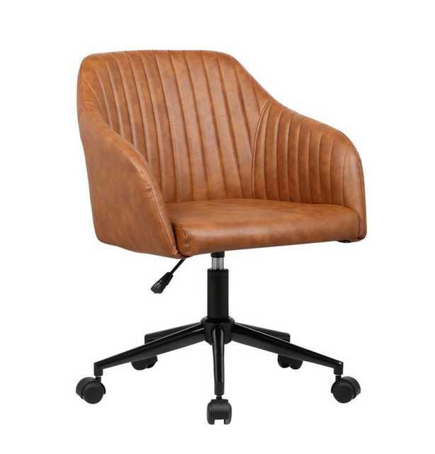 Flannigan Task Chair -Brown - Wayfair