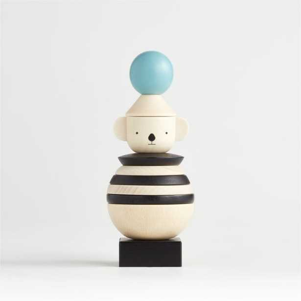 Wooden Stacking Koala - Crate and Barrel