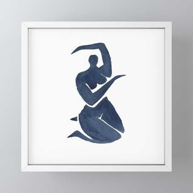 Desire Framed Mini Art Print - Society6