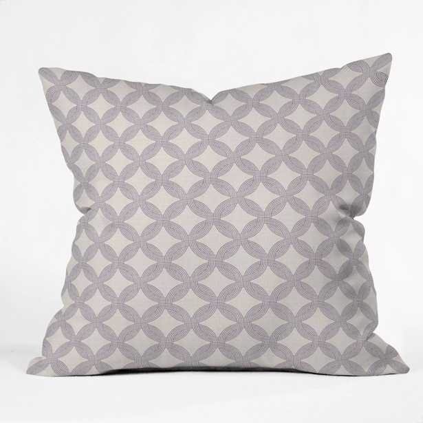 OUTDOOR THROW PILLOW JUNGLIA WEAVE  BY HOLLI ZOLLINGER - Wander Print Co.