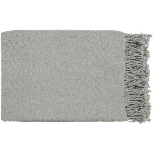 Neva Home Turner Medium Gray Throw Blanket - Neva Home