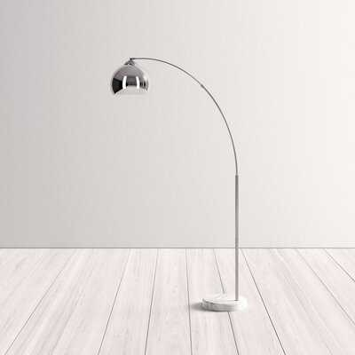 """Shearwater 67"""" Arched Floor Lamp - AllModern"""