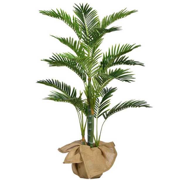 Palm Tree Plant in Pot - Wayfair