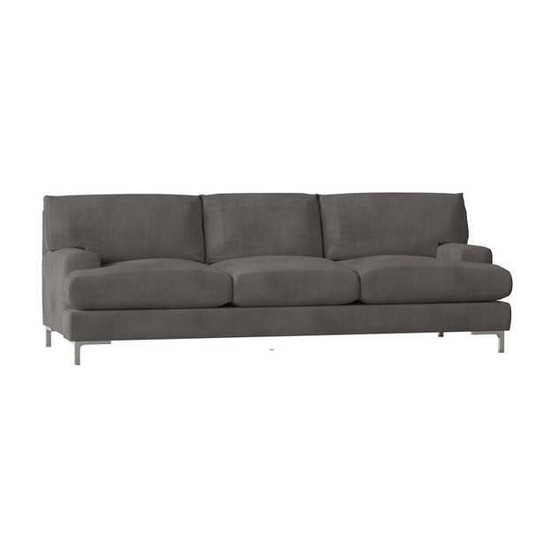 "Bernhardt Carver 95"" Recessed Arm Sofa, 1192-100 - Perigold"