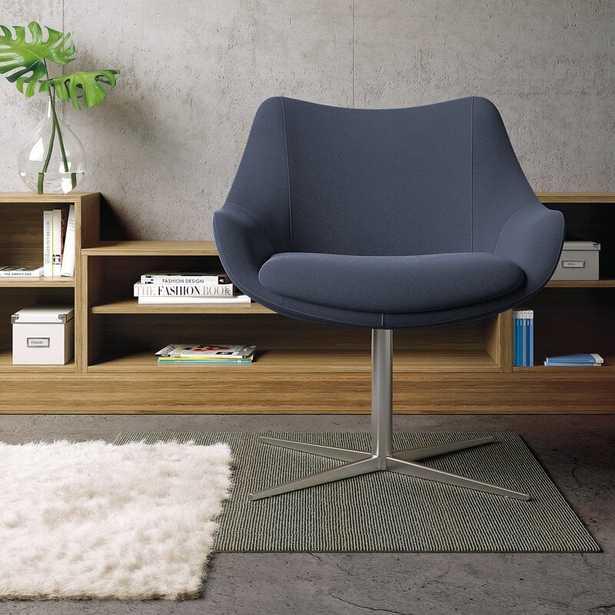 Bloom Swivel Lounge Chair - Wayfair