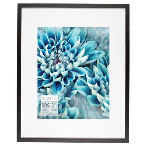 Rectangle Wood Picture Frame, 16x20 - Wayfair