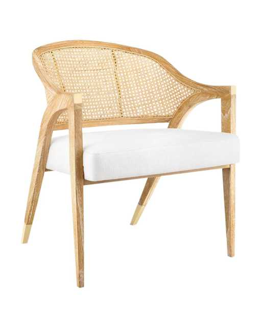 JENSON CHAIR, NATURAL - McGee & Co.