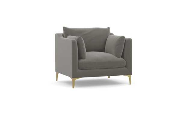 CAITLIN BY THE EVERYGIRL Accent Chair - Interior Define