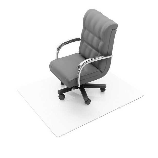Ecotex Hard Floor Straight Rectangular Chair Mat - Wayfair