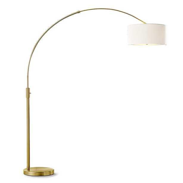 "Elienor 81"" Arched/Arc Floor Lamp - Wayfair"
