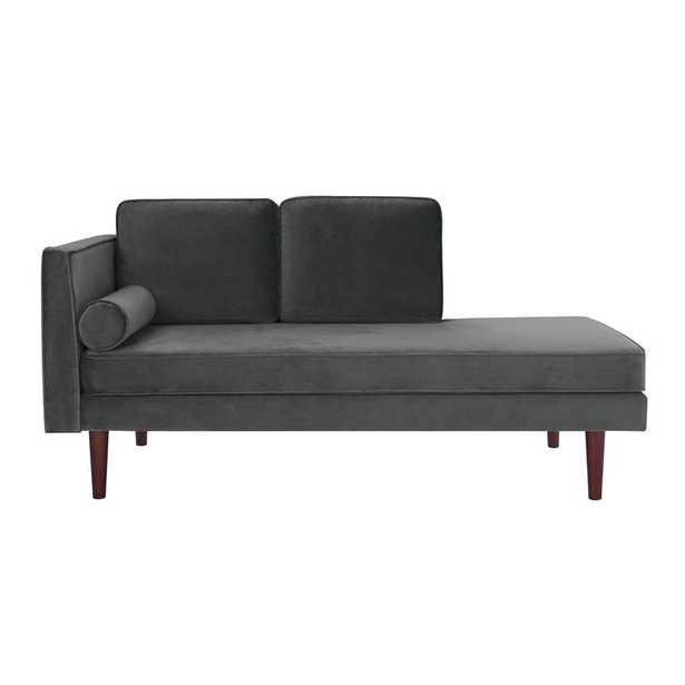 Zander Mid Century Chaise Lounge - Wayfair