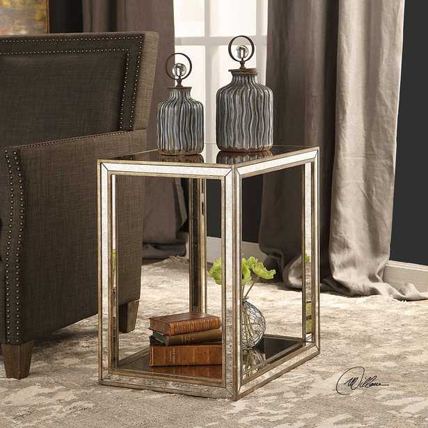 Julie, End Table - Hudsonhill Foundry