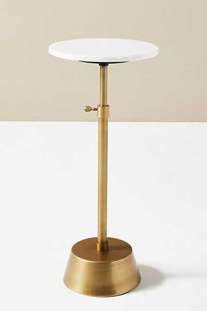Bree Adjustable Side Table - Anthropologie