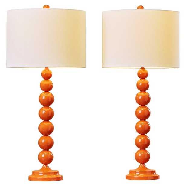 Gail Table Lamp - pair of lamps - Wayfair