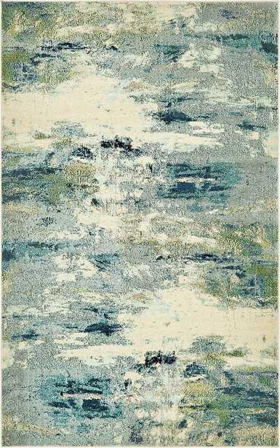 Chenango Blue Area Rug,  9' x 12' - Wayfair