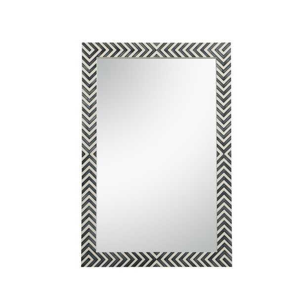 Obregon Contemporary Accent Mirror - Wayfair