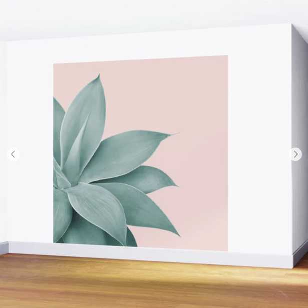 Agave Finesse #3 #tropical #decor #art #society6 Wall Mural by Anita's & Bella's Art - Society6