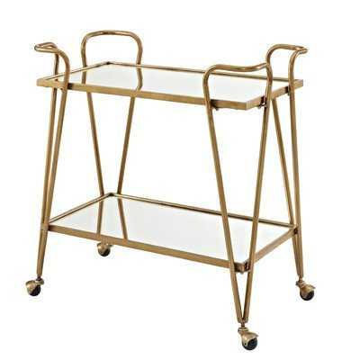 Laurence Mid-Century Bar Cart - AllModern