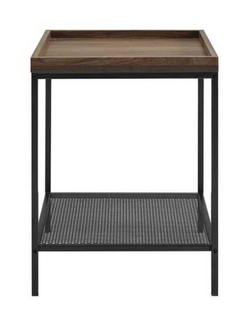 Pullman Square Mesh Tray Table set of 2 - Wayfair