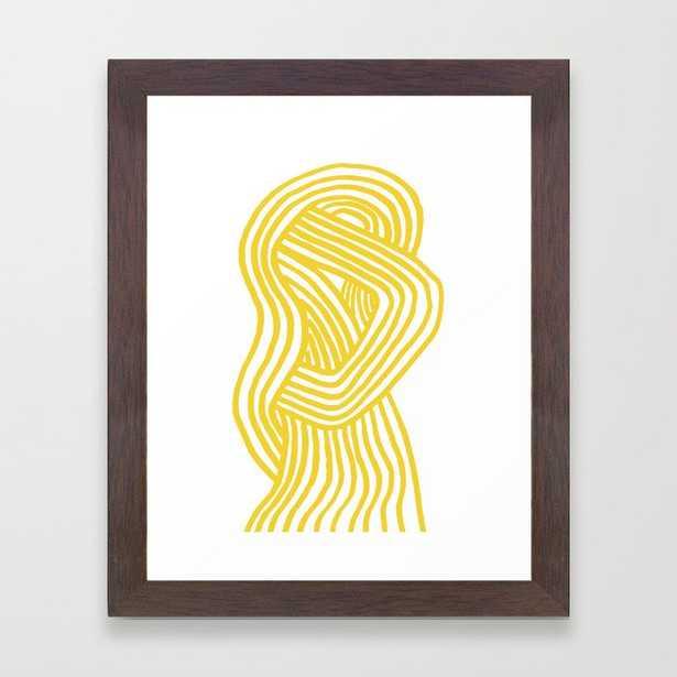 Track Framed Art Print - Society6