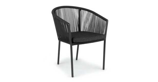 Corda Outdoor Dining Chair - Set of 2 - Article