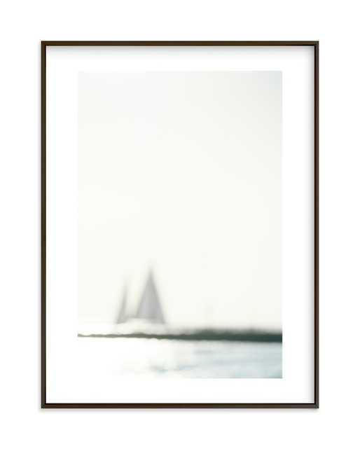 Mariner Abstract - Minted