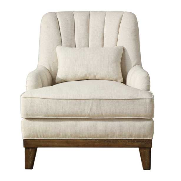Denney, Accent Chair - Hudsonhill Foundry