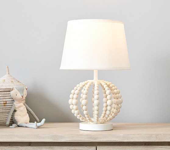 Dahlia Table Lamp - Pottery Barn Kids