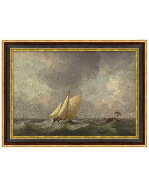 SEAFARER Framed Art - McGee & Co.