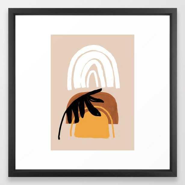 Palm desert Framed Art Print - Society6