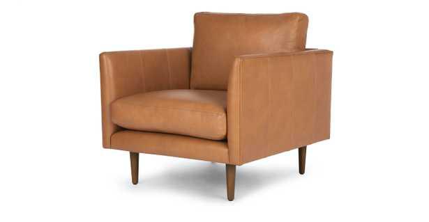 Burrard Bella Caramel Chair - Article